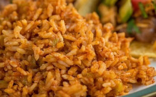 Recette super facile de riz espagnol maison!