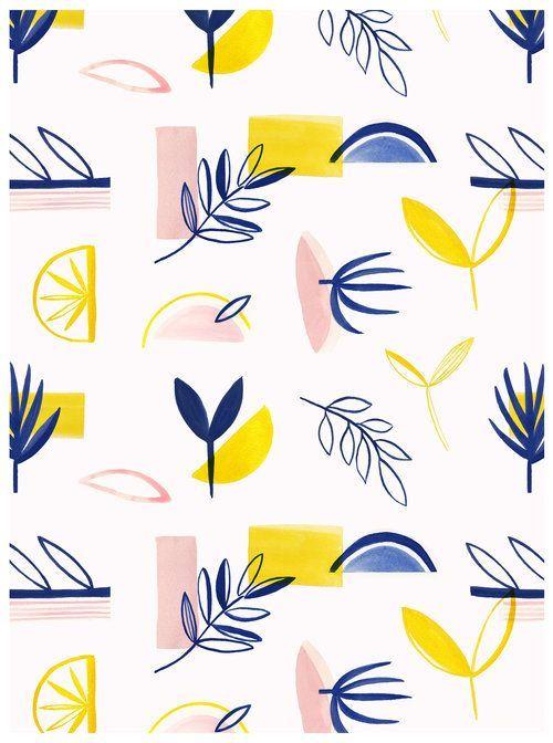 Verbena // Bella Gomez pattern