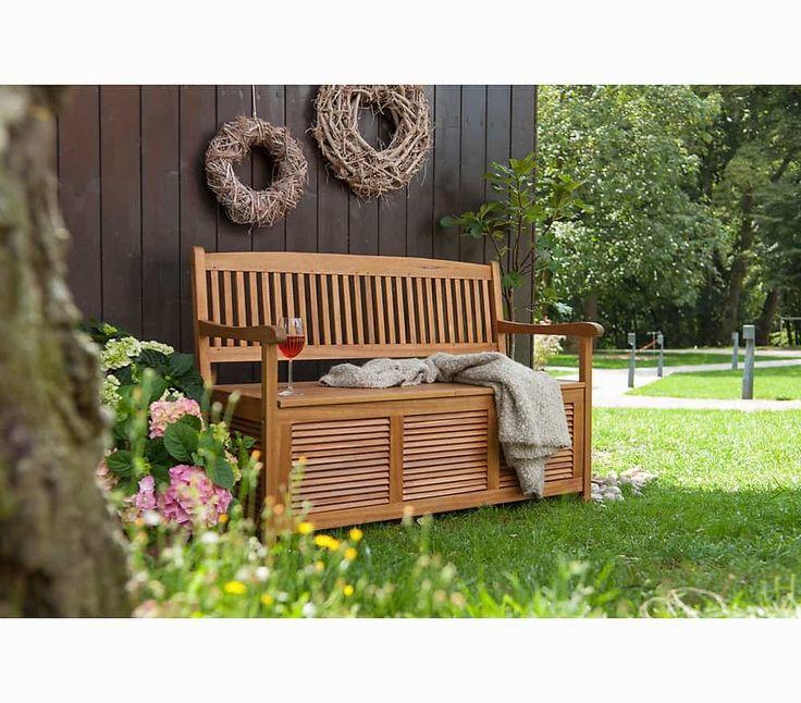 Garten Center Dehner: Die Besten 25+ Truhenbank Garten Ideen Auf Pinterest