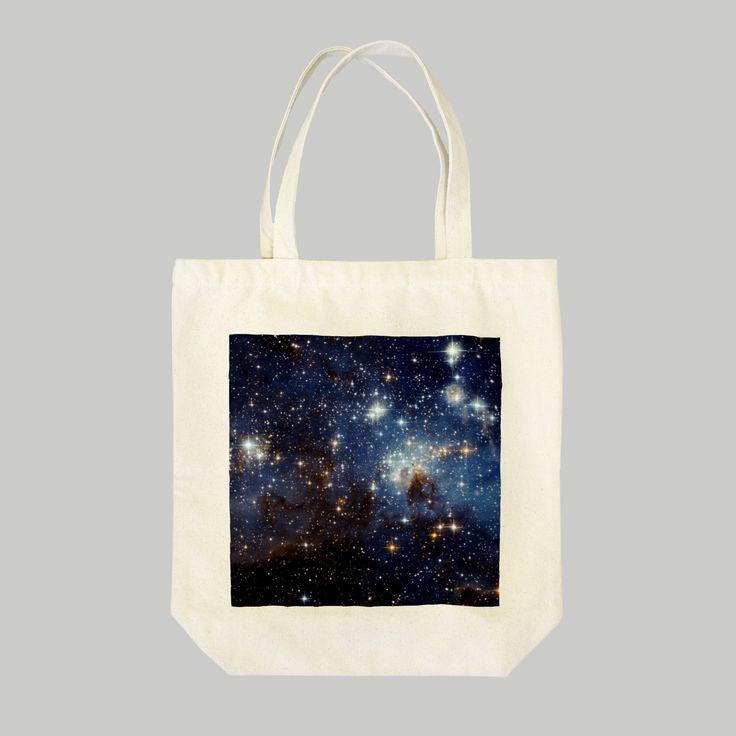 dohshin の【大マゼラン星雲にある星形成領域、LH95】トートバッグ ∞ SUZURI(スズリ)