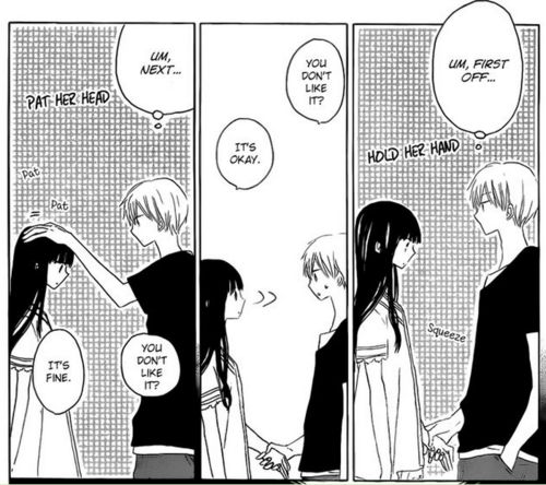 Manga Anime Romance Comics