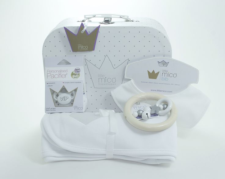 Littlemico Gift Set, Neutral color.