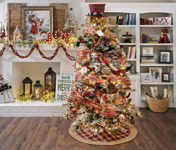 stock up on all the wonderful christmas and holiday decor that you still need right - Decorated Christmas Trees For Sale
