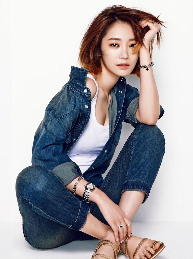 133 Best Images On Pinterest Go Jun Hee Korean Actresses And Korean Fashion