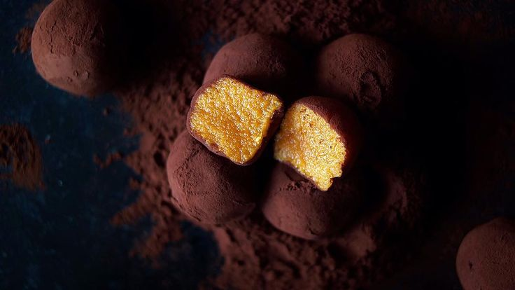 188 отметок «Нравится», 16 комментариев — Elizaveta Kirichenko (@lissakiri) в Instagram: «Домашние сливочные тыквенные трюфели на основе белого шоколада для #марафоншоколада от…»