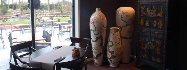 restaurant Thermen binnen den Maas