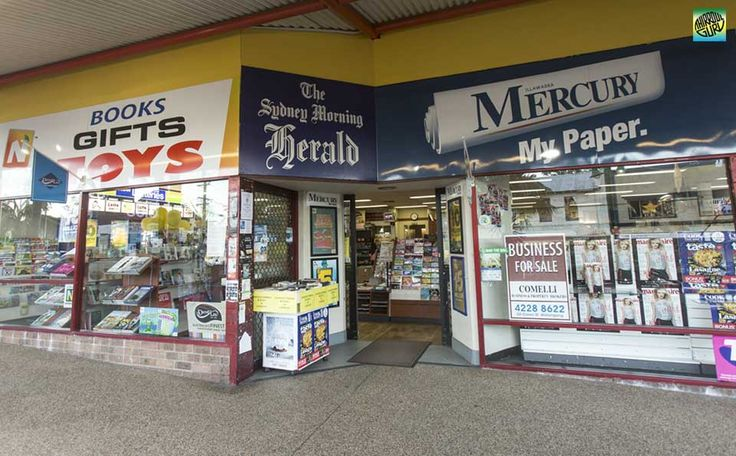 Thirroul Newsagent owned by Rod & Jen Maher is on the northern side of Thirroul inside the Thirroul Plaza complex.