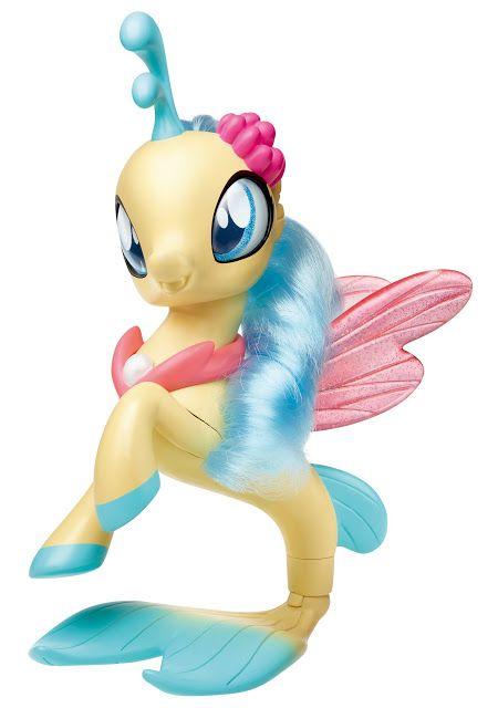My Little Pony Movie Merchandise / Toys - Skystar