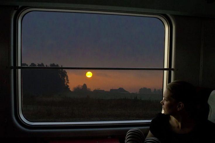 вид из поезда осень картинки: 8 тыс изображений найдено в ...