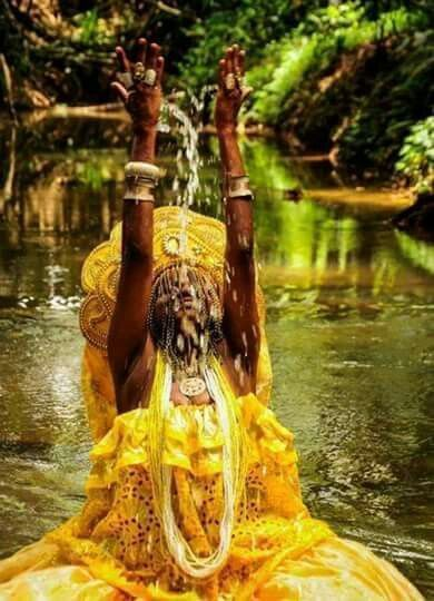 The Waters of the River - Prompt 3 - Enchanted: The Magick of Oshun