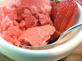 Thermomix Recipes: Strawberry Sorbet: How to Prepare it with Thermomix