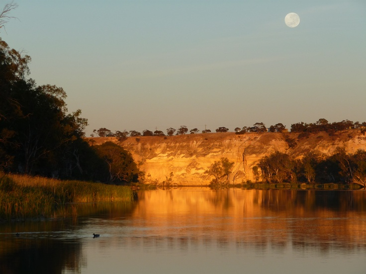 River Murray Dreaming in South Australia