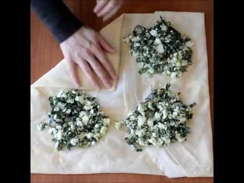 Peynirli Zarf Börek Tarifi - Denenmiş Tarifler