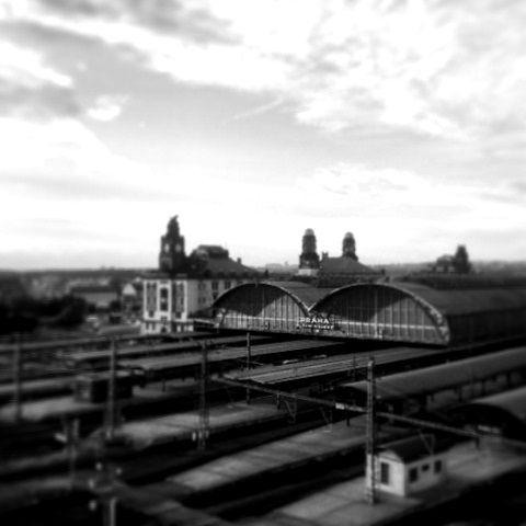 Lovely city of Prague, my home.