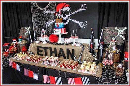 Пиратская вечеринка | СПЛЕТНИК