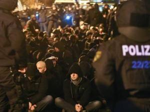200 casseurs d'extrême droite interpellés !!! • Hellocoton.fr