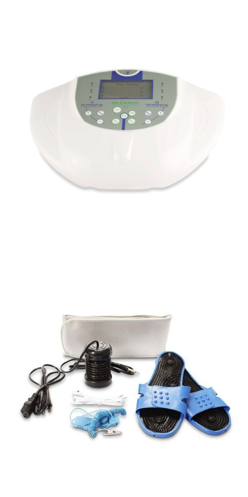 Ion Foot Baths: Ionic Detox Foot Bath With Accessories Igx-B01 -> BUY IT NOW ONLY: $199.0 on eBay!