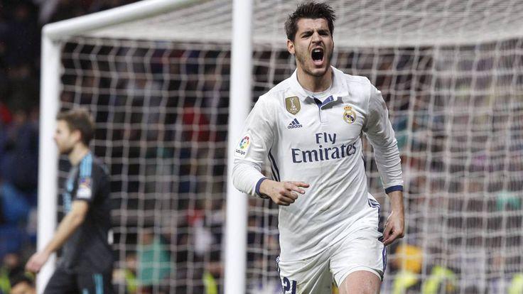 Wahanaprediksi.com - Klub Liga Italia, AC Milan, masih membidik penyerang Real Madrid, Alvaro Morata (24). Direktur Olahraga I Rossoneri, Massimiliano Mirabelli, mengatakan bahwa mereka bisa saja menuju tahap lanjut negosiasi.