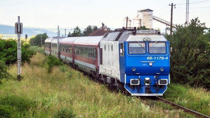 Trenuri in judetul Sibiu