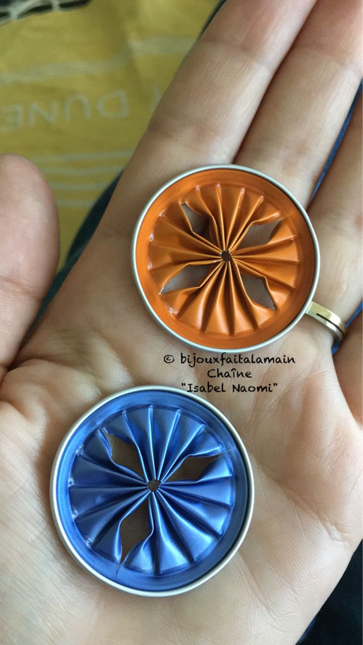Création en capsule d'aluminium Bijouxfaitalamain