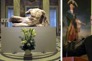 The Elgin Marbles - The New York Times coverage