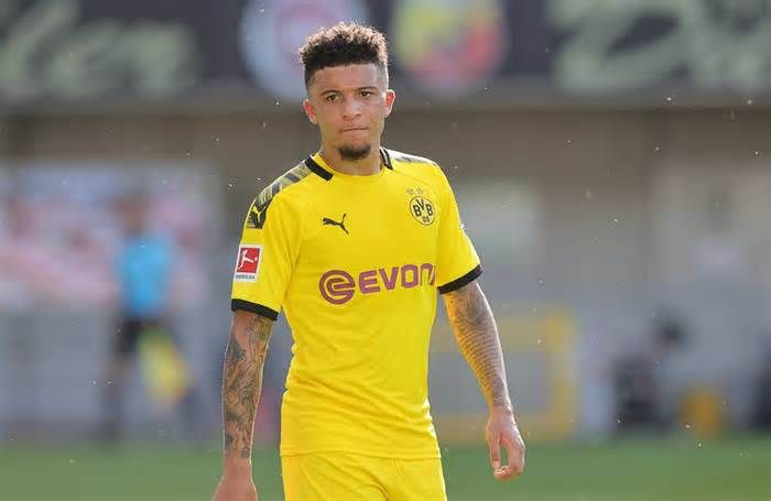 Chelsea Expect To Miss Out On Jadon Sancho To Manchester United Get The Latest News For Manchesterunited Inside Pinteres In 2020 Man Utd News Sancho Transfer Window