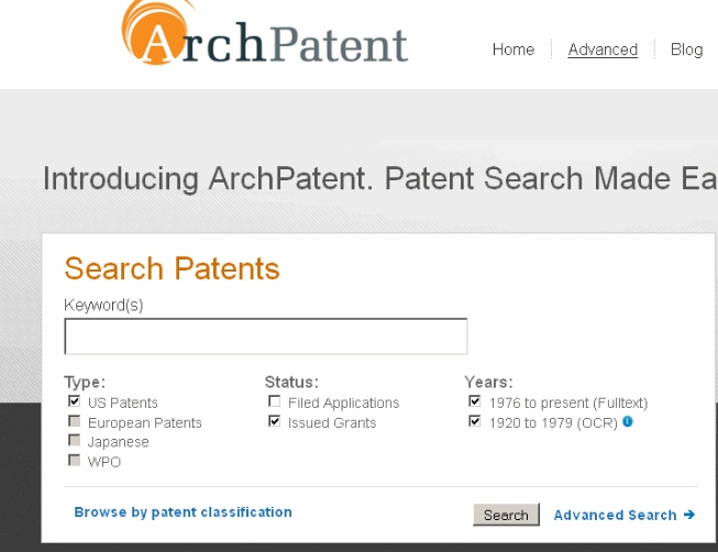 25 best Free Patent Search Sites images on Pinterest | Free patent ...