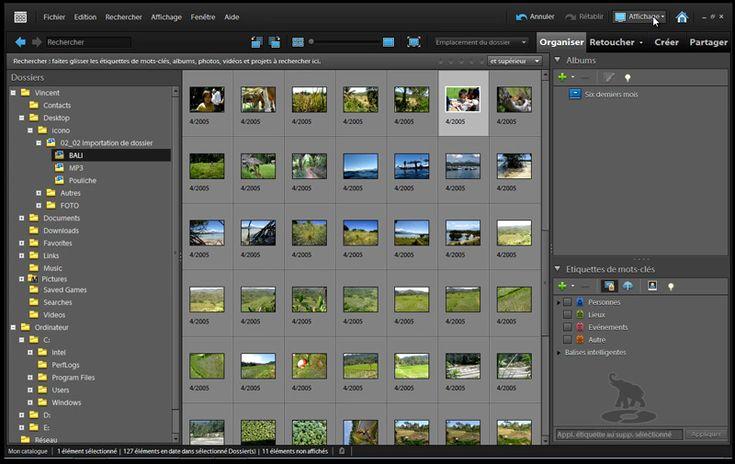 Test de la formation DVD Vidéo Apprendre Photoshop Elements 9 – Elephorm