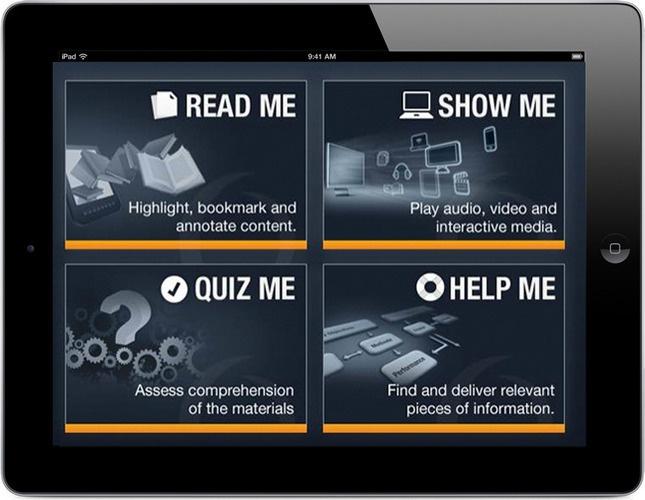 Mobile Learning Application Development Platform - Pastiche