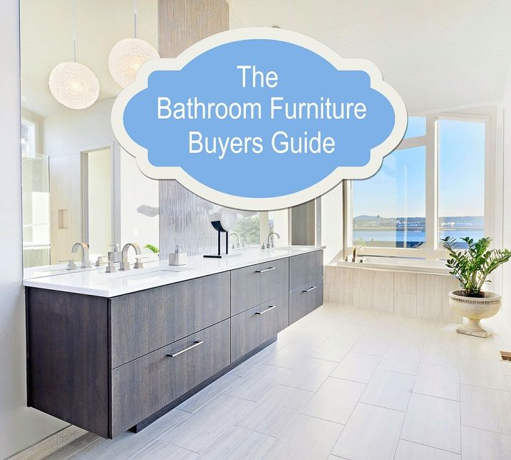 The bathroom furniture buyers guide will tell you everything you need to know about buying bathroom furniture.