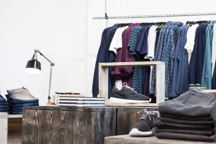 Kauf Dich Glücklich Flagship Store | Berlin | Mitte | KAUF DICH GLÜCKLICH #fashion #stores #women #men #interior #shoes #accessoires