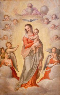 Supplica alla Madonna degli Angeli