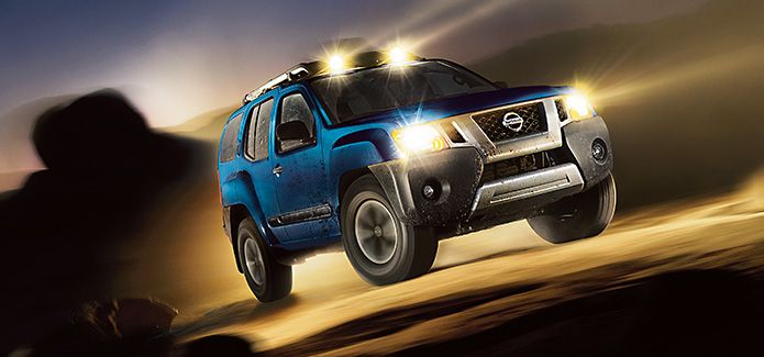 2015 Nissan Xterra PRO-4X Price & Specs   Nissan USA