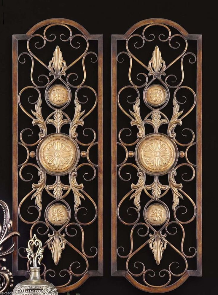 17 best ideas about tuscan art 2017 on pinterest tuscan wall decor tuscany decor and - Wrought iron decorative wall panels ...