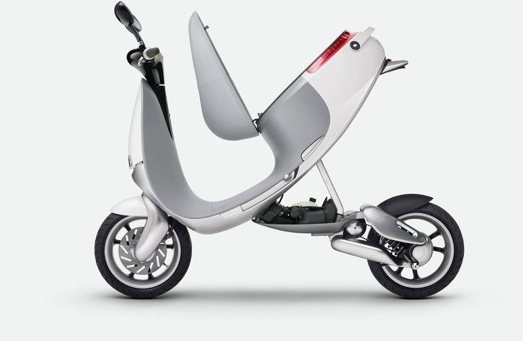(VIDEO) Gogoro, l'autolib du scooter électrique avec station d'échange de batterie au CES de Las Vegas - TechVehi