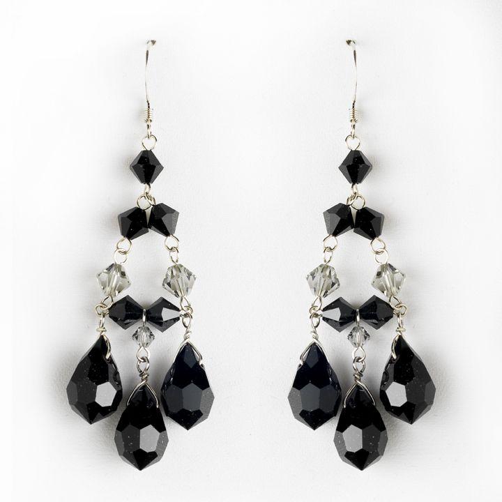 Diy chandelier crystal earrings crafthubs best 25 bridal chandelier earrings ideas on pinterest mozeypictures Gallery