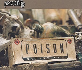 "For Sale - The Prodigy Poison UK  CD single (CD5 / 5"") - See this and 250,000 other rare & vintage vinyl records, singles, LPs & CDs at http://eil.com"