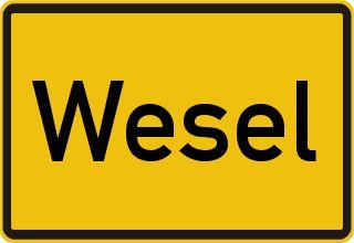 Gebrauchtwagen Ankauf Wesel