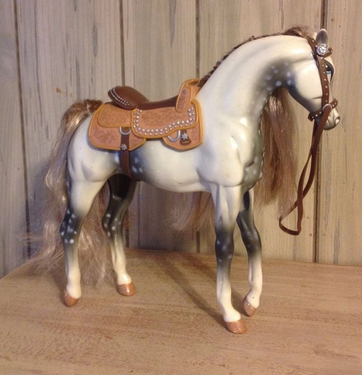 BARBIE HORSE WITH SADDLE   #Barbiehorses #Horse #Barbie