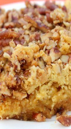 Pumpkin Pie Cake                                                       …