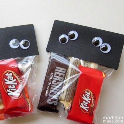 コレは使いたい♪ハロウィンのお菓子ラッピングアイデア10 | MimiLy
