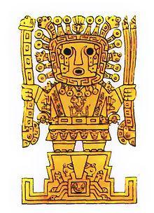 Viracocha - Wikipedia, la enciclopedia libre