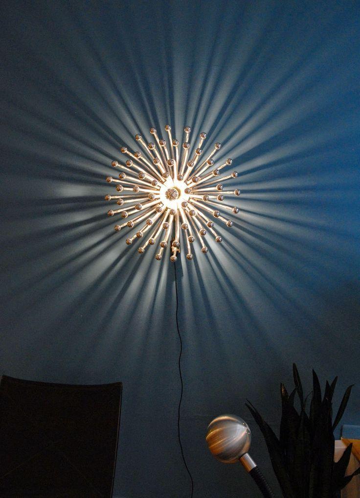 Lampe Pistillo Designstudio Tetrarch Edition Valenti Italien 1969 Dekoration Designer Kronleuchter Design Lampen Ausgefallene Lampen