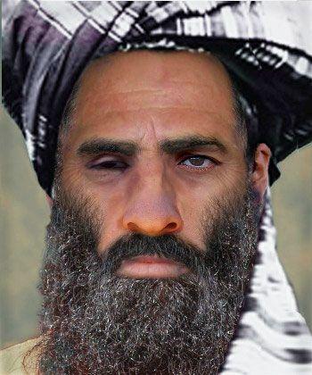 Mullah Omar, is the spiritual leader of the Taliban.