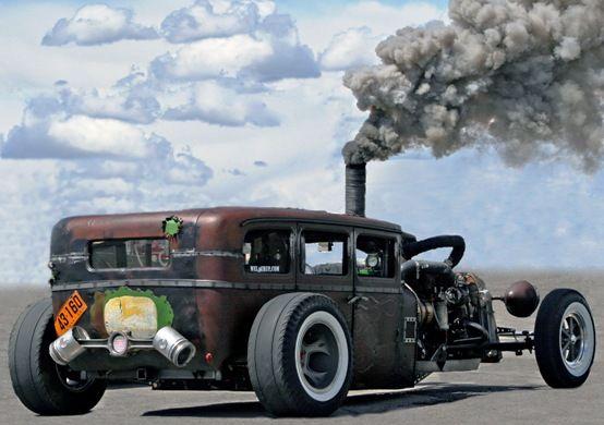 1929 Dodge Brothers Diesel Rat Rod