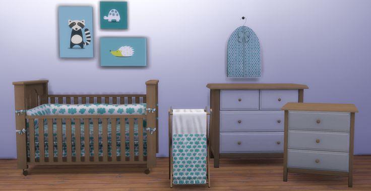 Lana Cc Finds 3 To 4 Lindsey Nursery Conversion Ts4