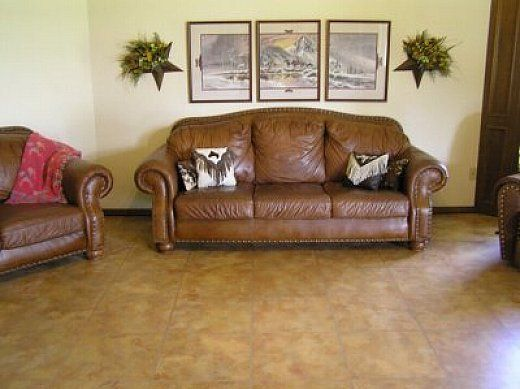 Basement Floor Paint Ideas best 25+ painted concrete floors ideas on pinterest | basement