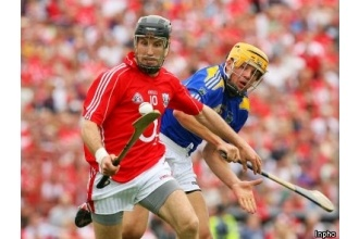 Cork is lucky to not only have a strong Gaelic Football team but also a very strong Hurling team. So we always have lots to shout for!! (gaacork.ie)