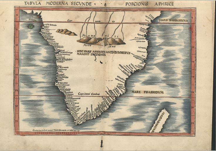 "C.A. 152 V. - 0249 - Ptolomeu (ca 90-ca168) – ""Claudii Ptolemaei viri Alexandrini Mathematicae…"".   Argentinen : Joannis Schotti, 1513. BNP C.A. 152 V."