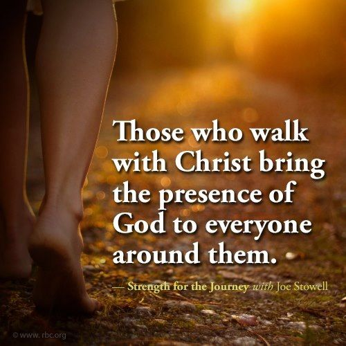 Inspirational Quotes About Walking With God: Inspirational Quotes
